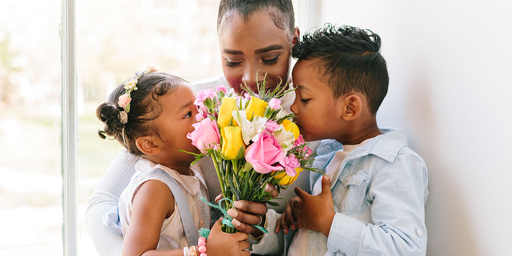 The Bouqs Mother's Day Deal