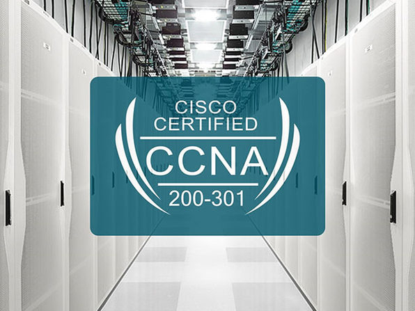 The Complete 2020 Cisco CCNA Certification Prep Course - Product Image