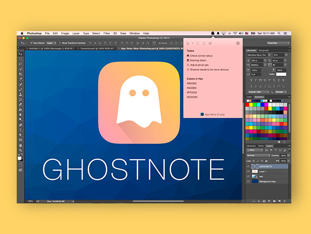Ghost note 2 review