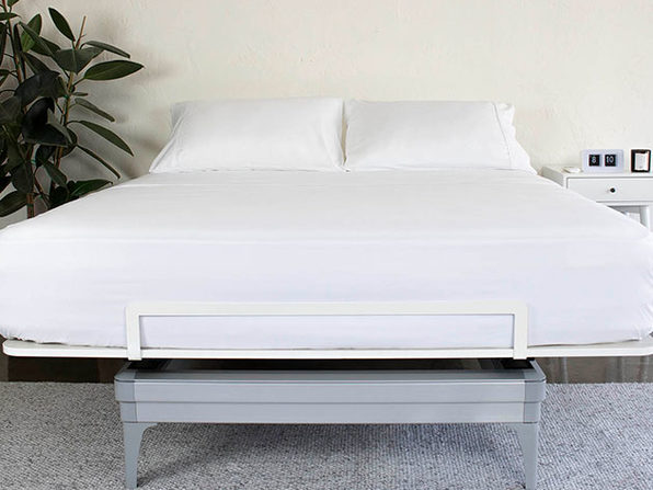 Yaasa® White Microfiber Sheet Set (Queen)
