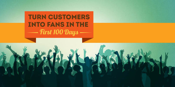Turn Customers Into Fans in the First 100 Days with Joey Coleman - Product Image