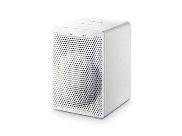 Onkyo VC-GX30 Smart Speaker with Google Assistant (White)