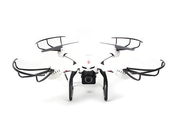 W400R Voyager Drone w/ HD Camera & FPV (White)