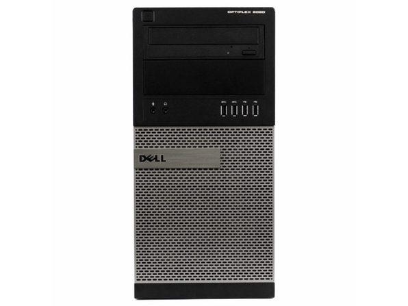 Dell Optiplex 9020 Tower PC, 3.2GHz Intel i5 Quad Core Gen 4, 16GB RAM, 250GB SATA HD, Windows 10 Home 64 bit (Renewed)