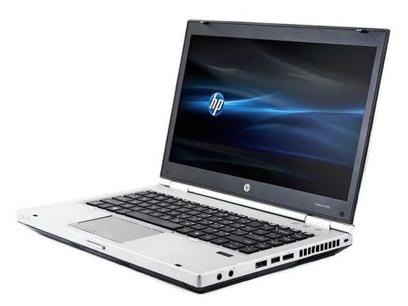 "HP EliteBook 8460P 14"" Laptop, 2.5GHz Intel i5 Dual Core Gen 2, 4GB RAM, 500GB SATA HS, Windows 10 Home 64 Bit (Renewed)"