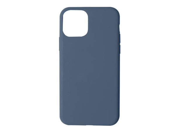 iPhone 12/12 Pro Protective Case Dark Blue - Product Image
