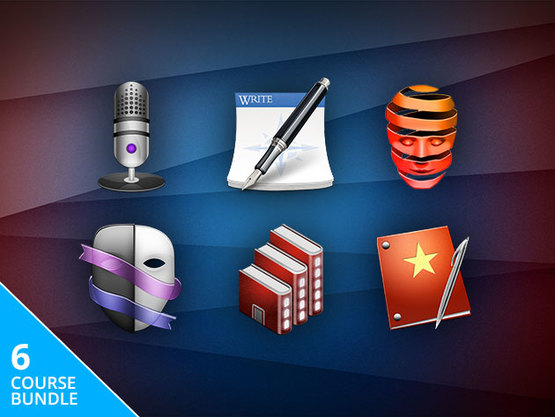 Storyteller's Essential Mac Bundle with 6 Top Rated Apps Discount
