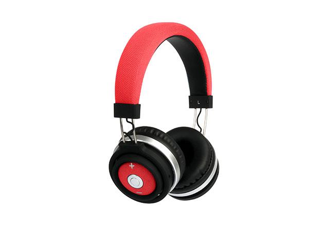urge basics m2 on ear bluetooth headphones red citizen goods. Black Bedroom Furniture Sets. Home Design Ideas
