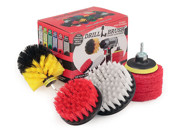 Drill Brush® Cleaning Supply Kit