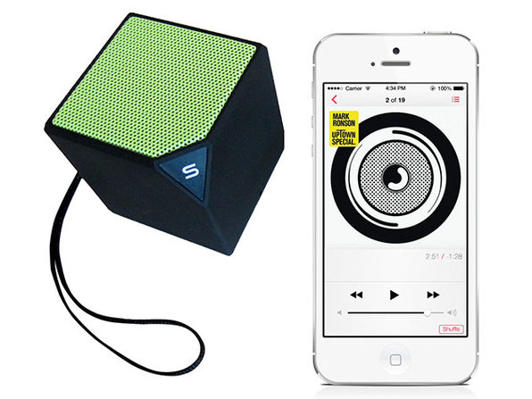 SKYBOX MINI Bluetooth Portable Indoor/Outdoor Speaker - Product Image