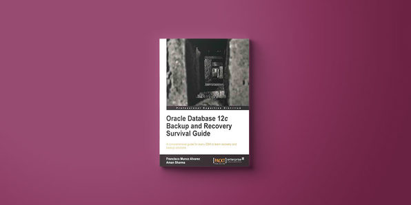 Oracle Database 12c Backup & Recovery Survival Guide - Product Image