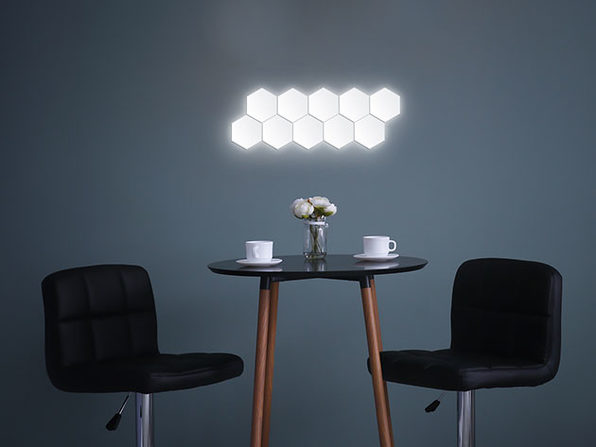 Moderndek Helix Lights - 10 Units - Product Image