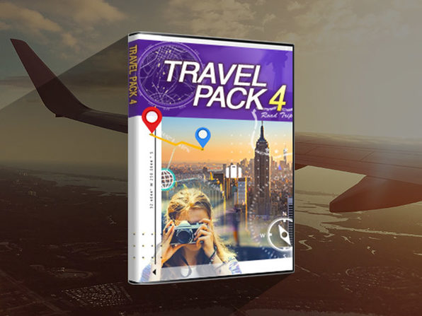 Travel Pack 4 for PowerDirector 14 - Product Image