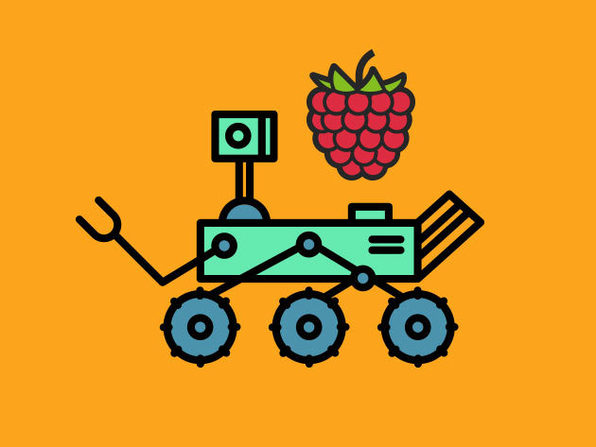 PiBot: Build Your Own Raspberry Pi Powered Robot