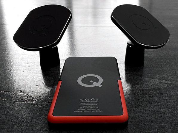 SoloQi® 360 Charging Bundle (2-Tone)