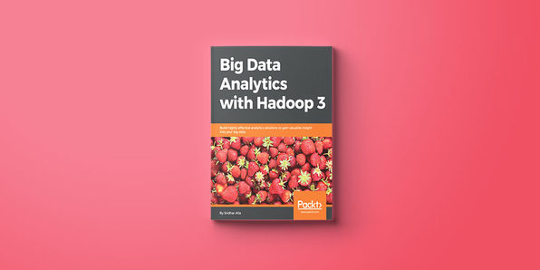 Big Data Analytics with Hadoop 3 eBook - Product Image