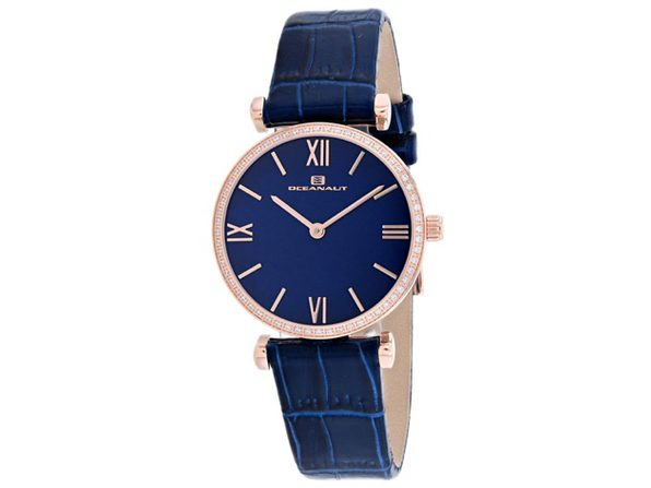 Oceanaut Women's Harmony Blue MOP Dial Watch - OC3215 - Product Image