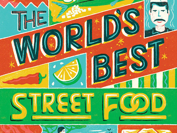 World's Best Street Food - Product Image
