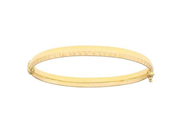 Christian Van Sant Italian 14k Yellow Gold Bracelet - CVB9LRL