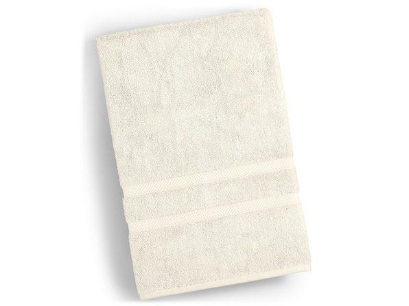 Charter Club Elite Super Soft Hygro Cotton 30 Inches x 56 Inches Bath Towel, Ivory