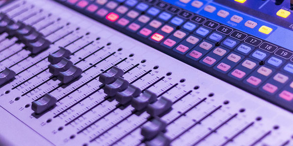 Audio Production Course: Record & Mix Better Audio - Product Image
