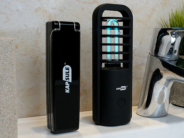 KAPSULE™ UV Room Sanitizing Tower