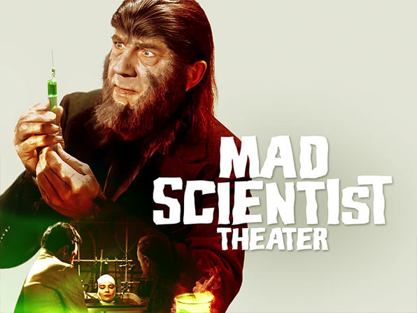 Mad Scientist Theater Bundle - Product Image