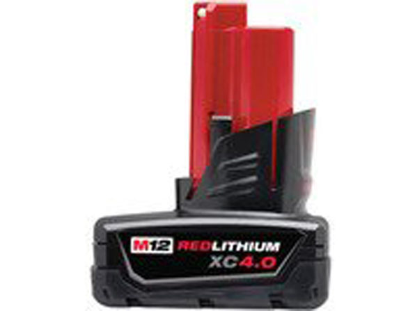 Milwaukee 48-11-2440 M12 XC Extended 4.0 Battery Pack - Product Image