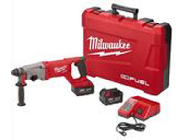 Milwaukee 2713-22 SDS Plus D-Handle Rotary Hammer - Product Image