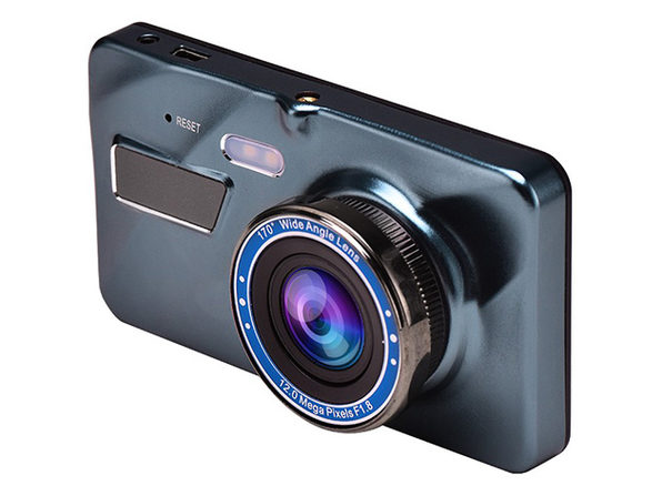 Vehicle BlackBOX 1080p Dual Lens Car DVR