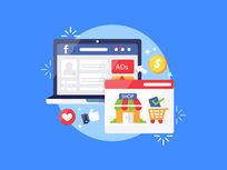 How to Use Facebook Advertising to Grow Your Business - Product Image