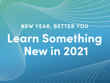 New Year 2020: Learn something new