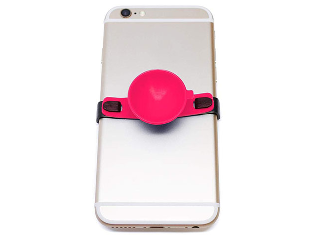 A phone holder