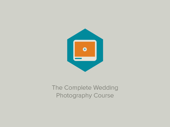 The Complete Wedding Photography Course - Product Image