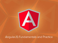 AngularJS Fundamentals & Practice Course - Product Image