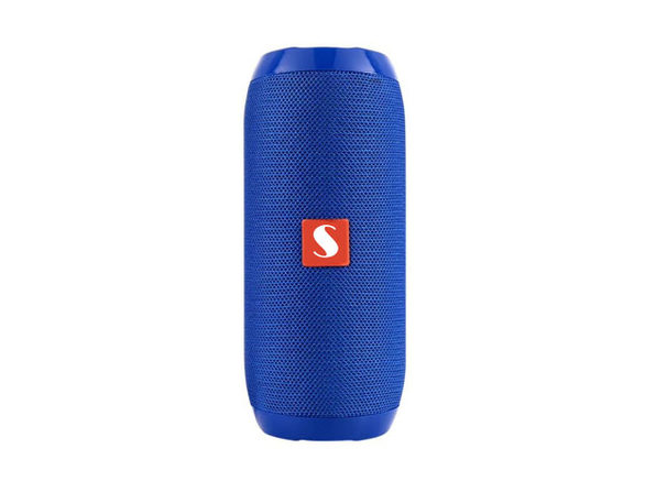 Music Manager Bluetooth Speaker And Subwoofer - Blue - Product Image