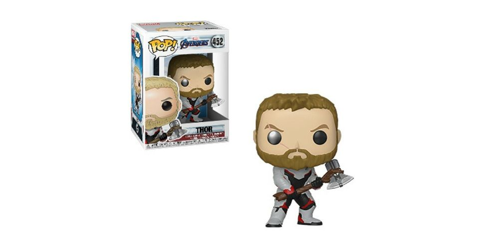 Thor Funko POP – Avengers Endgame In Stock, on sale for $14.94 (9% off)