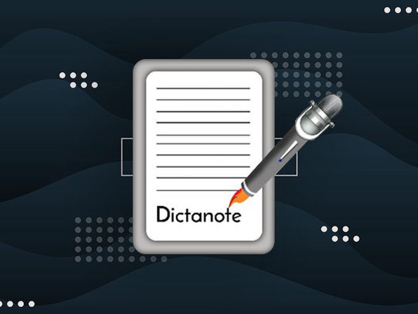 Dictanote Pro: Lifetime Subscription - Product Image