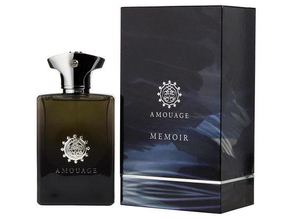 AMOUAGE MEMOIR by Amouage EAU DE PARFUM SPRAY 3.4 OZ 100% Authentic - Product Image