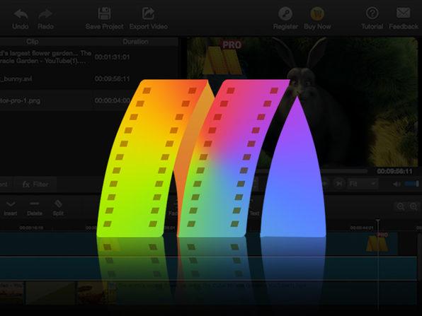 Moviemator Video Editor: Lifetime License (Windows)