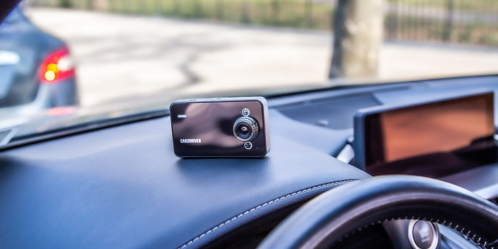 Car & Driver Dash Cam, on sale for $25.49 when you use coupon code SAVE15NOV at checkout