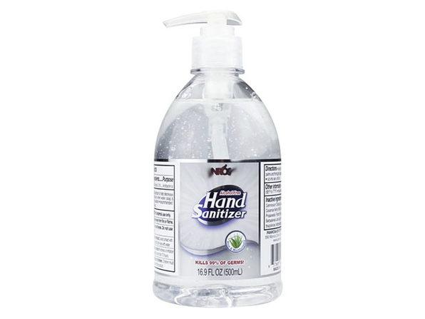 Advance Hand Sanitizer 16.9oz Pump Bottle
