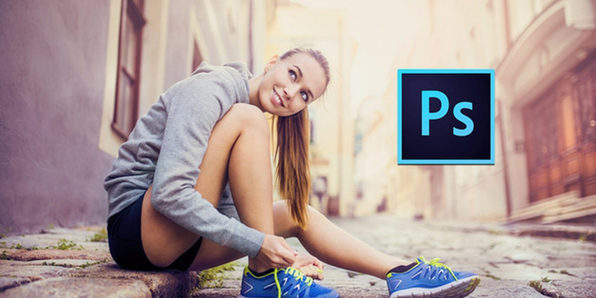 Photoshop CC Actions Course: Over 100 Actions Included! - Product Image