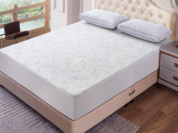 Bamboo Bedding Mattress Protector (Full)