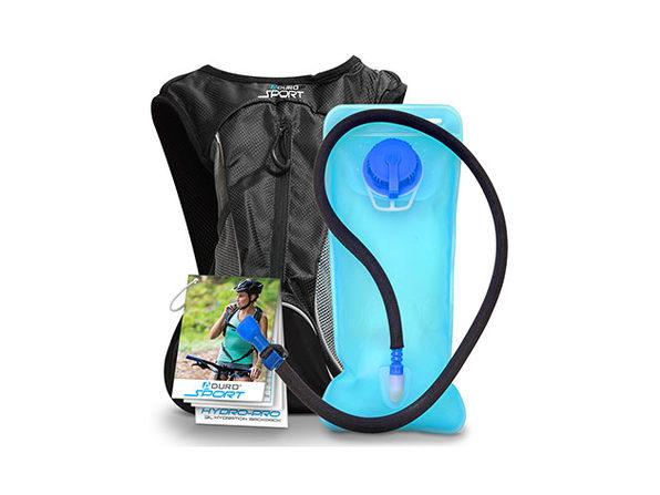 Hydro-Pro Hydration Backpack (3L/Black)