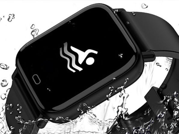 Smart Fit Multi-Function Smartwatch Tracker & Monitor