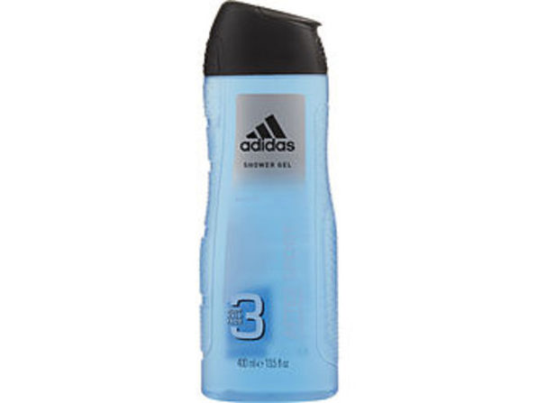 ADIDAS AFTER SPORT by Adidas 3 BODY, HAIR AND FACE SHOWER GEL 13.5 OZ For MEN