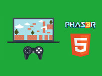 HTML5 Game Development for Beginners with Phaser - Product Image