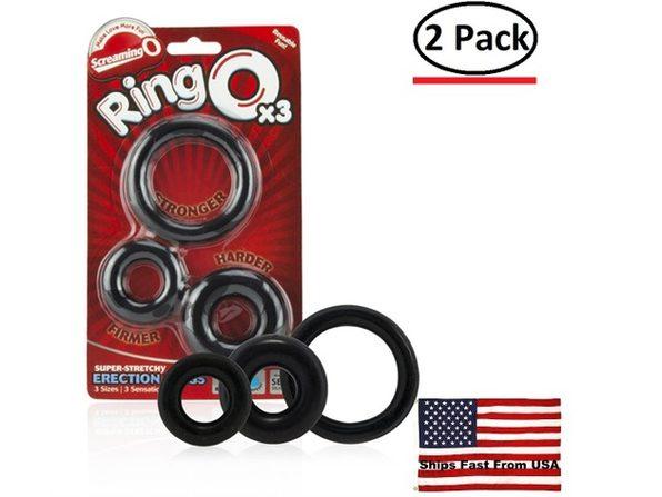 ( 2 Pack ) Ringo X3 - Black - Each - Product Image