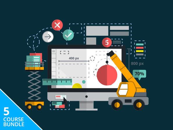 The Start-to-Finish Web Design Bundle